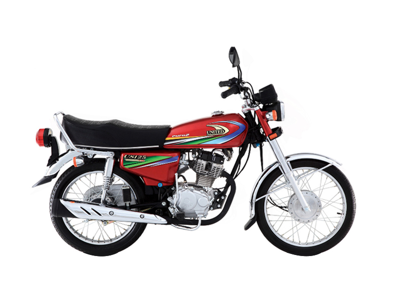 United 125 cc classic