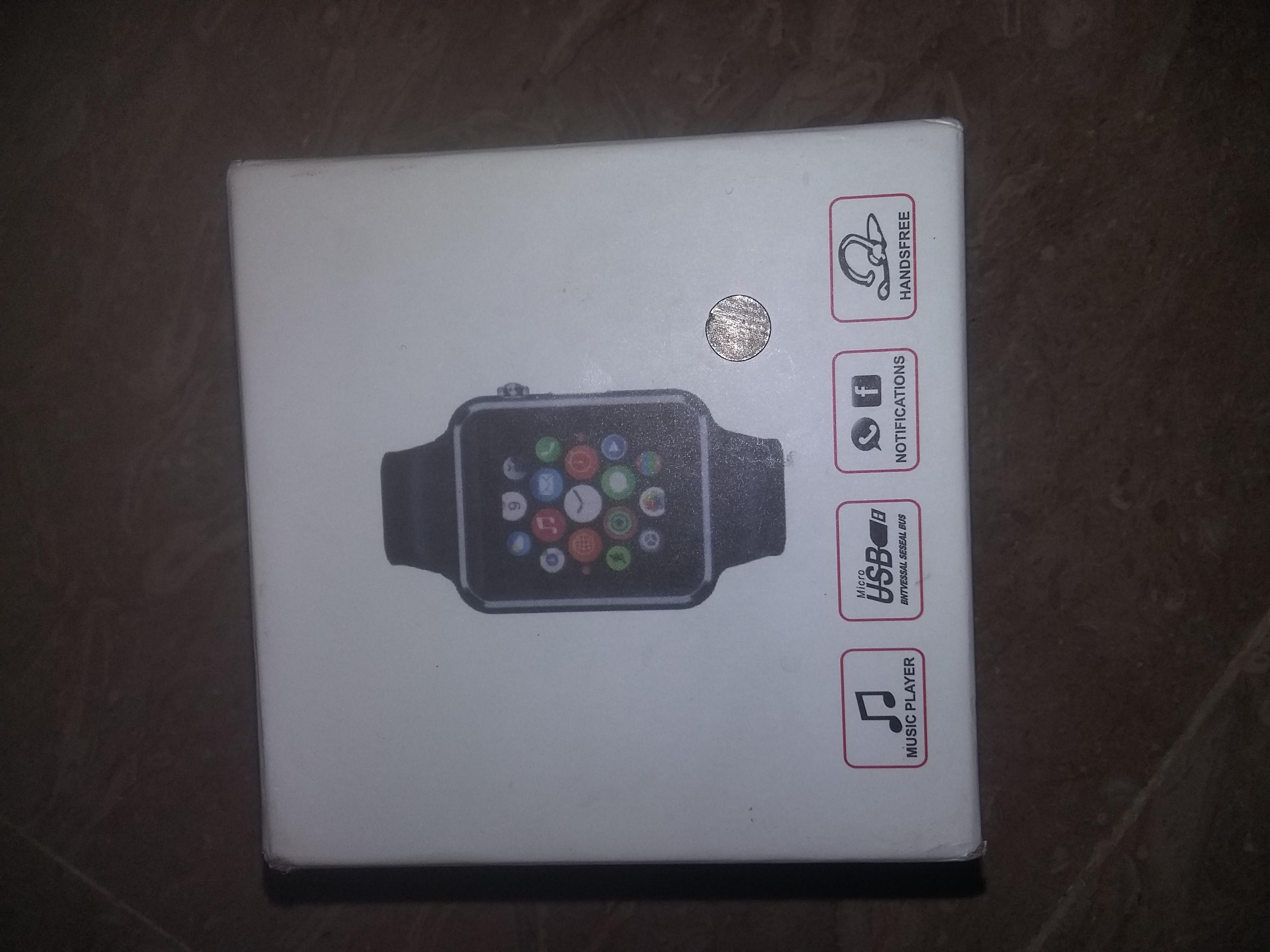 W08 smart watch